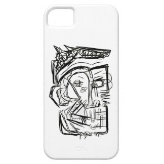 layer of cellular VOMITTIMOV iPhone 5 Case