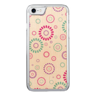 Layer of Iphone In Madeira Flores of Primavera Carved iPhone 8/7 Case