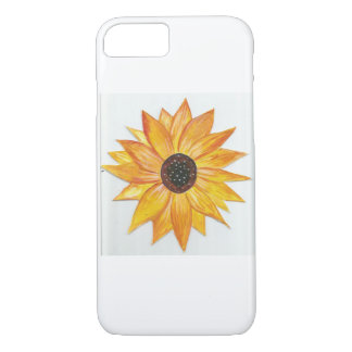 Layer of Iphone sunflower Case-Mate iPhone Case