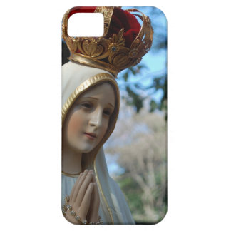 Layer of Ours Mrs. of Fátima for Iphone 5 Case For The iPhone 5