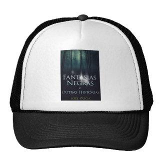 "Layer of the book ""Black Fancies"" of Joel Puga Trucker Hat"