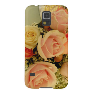 Layer Samsung Galaxy S5 floral style roses Galaxy S5 Cases
