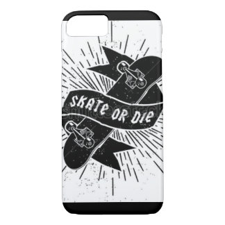 Layer Skate Or Die (New Product) iPhone 8/7 Case