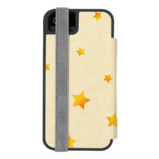 "Layer Wallet for iPhone 5/5s ""Stars "" Incipio Watson™ iPhone 5 Wallet Case"