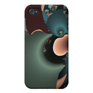 Layered Chaos Cases For iPhone 4