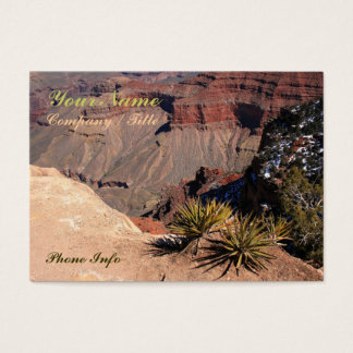 Layered Earth Business Card