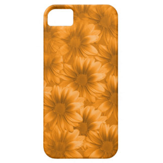 Layered Orange Gerbera Daisies iPhone 5 Case