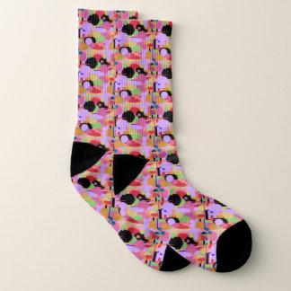 Layered Pasties Socks