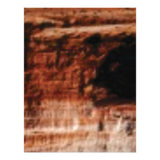 layered red rock cliffs letterhead