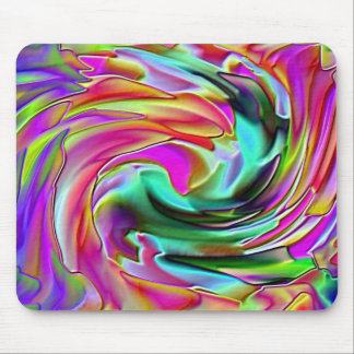 Layered Silk Mouse Pad