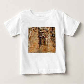 layers of cliff rocks baby T-Shirt