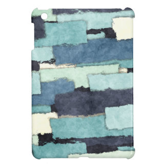 Layers of Colors Pattern iPad Mini Case