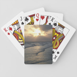 Layers of Tranquility Poker Deck