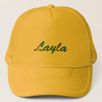 Layla's mesh cap