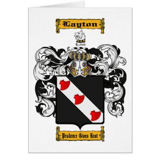 Layton Card