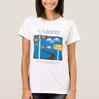 Lazarex Cancer Foundation Merchandise Store T-Shirt