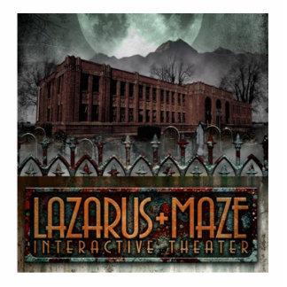 Lazarus Maze Building Photo Cut Out