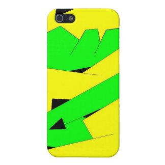 Lazer iPhone 5/5S Cases
