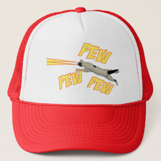 Lazer Laser Cats Hat