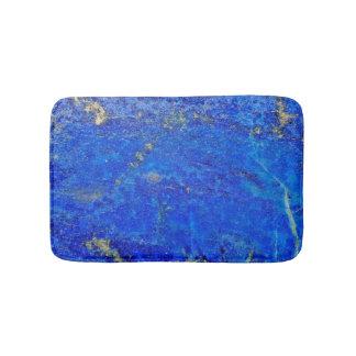 Lazurite Lapis Gemstone Bath Mat