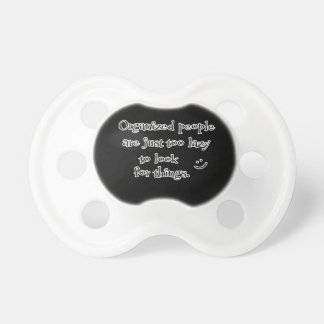Lazy Baby Pacifiers
