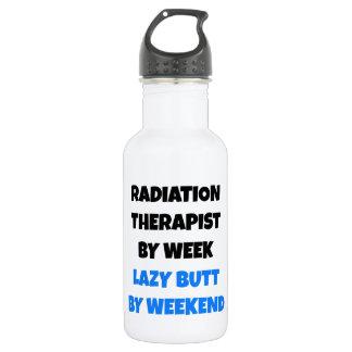 Lazy Butt Radiation Therapist 532 Ml Water Bottle
