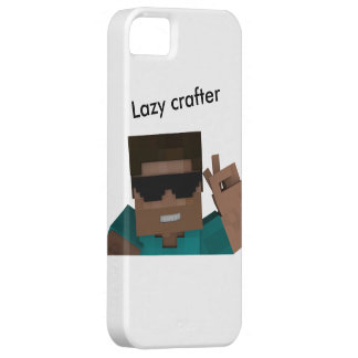 lazy crafter iphone 5 case