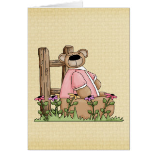Lazy Days Card