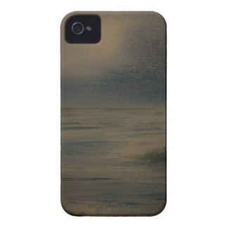 lazy evening at the beach iPhone 4 Case-Mate case