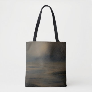 lazy evening at the beach tote
