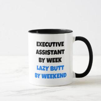 Lazy Executive Assistant Joke Mug