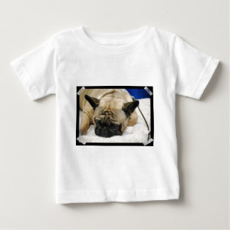 Lazy French Bulldog Tees