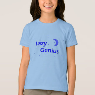 Lazy Genuis T-Shirt