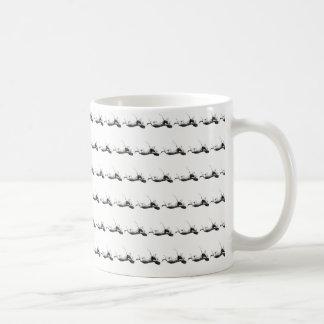 Lazy Greyhound Mug
