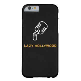 Lazy Hollywood Logo Phone Case
