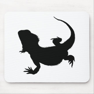 Lazy Lizard Mouse Pad