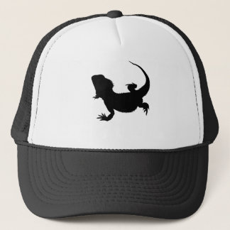 Lazy Lizard Trucker Hat