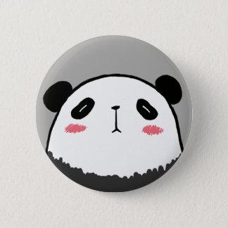 Lazy Panda 2 Inch Round Button