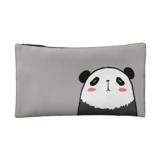 Lazy Panda Cosmetic Bag