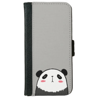 Lazy Panda iPhone 6 Wallet Case