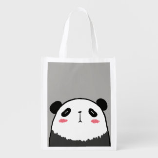 Lazy Panda Reusable Grocery Bag
