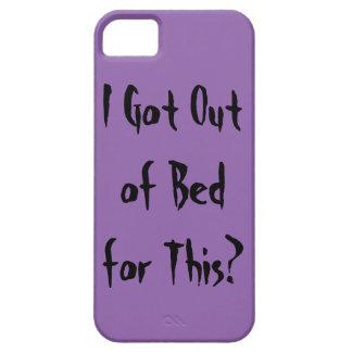 Lazy Phone Case