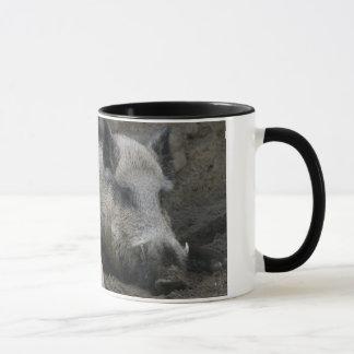 Lazy Pig Coffee Mug