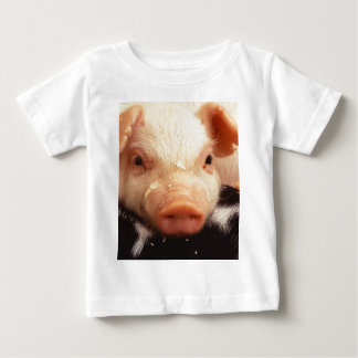 Lazy Piglet Baby T-Shirt