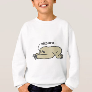 Lazy Sloth Sweatshirt