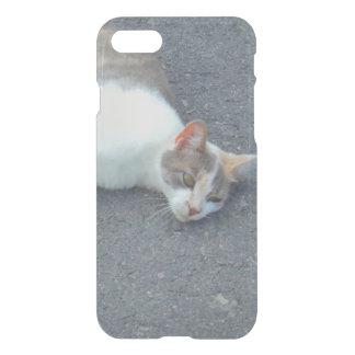 Lazy Street Nap Kitty iPhone 7 Case