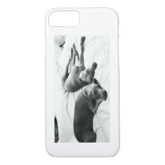 Lazy Weimaraners Case-Mate iPhone Case