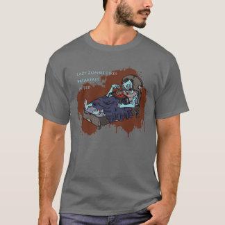 Lazy Zombie 02 T-Shirt