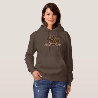 LB Dogs Woman's Hooded Sweatshirt