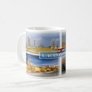 LB - Lebanon - Coffee Mug